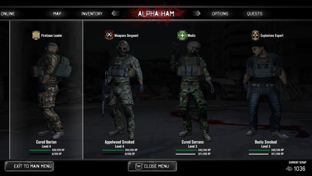 Team ALPHA HAM