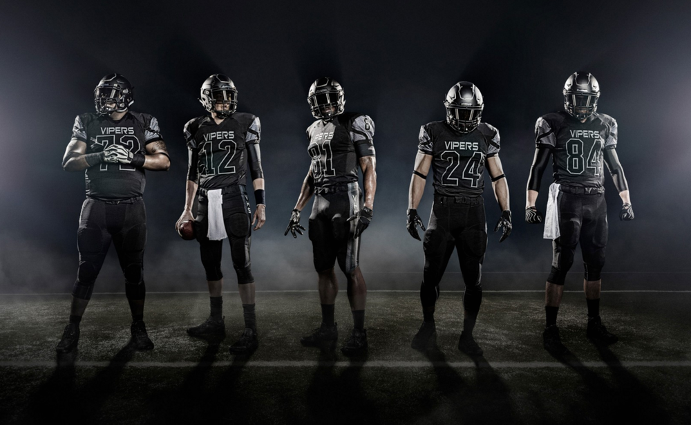 RIDDELL SPEEDFLEX   Commercial video & photo producer for Riddell Speedflex commercial, introducing the new helmet collection to North America. Rebranded Riddell at large via Empire Green Creative Agency located in Portland, OR.   See more.. .