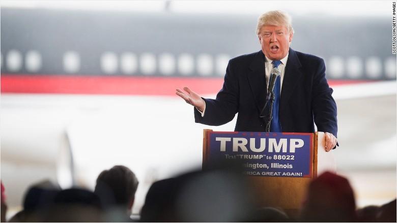 Trump - Opus Operating