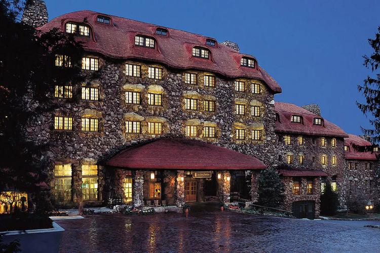 Grove Park Inn Resort & Spa