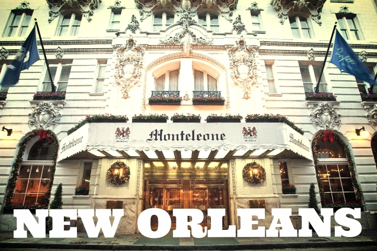 Haunted Hotels in New Orleans