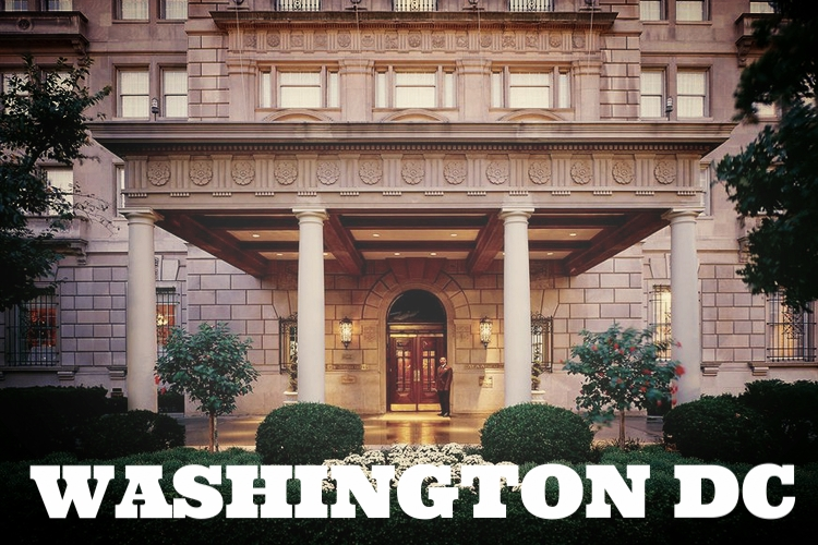 Haunted Hotels in Washington, DC.