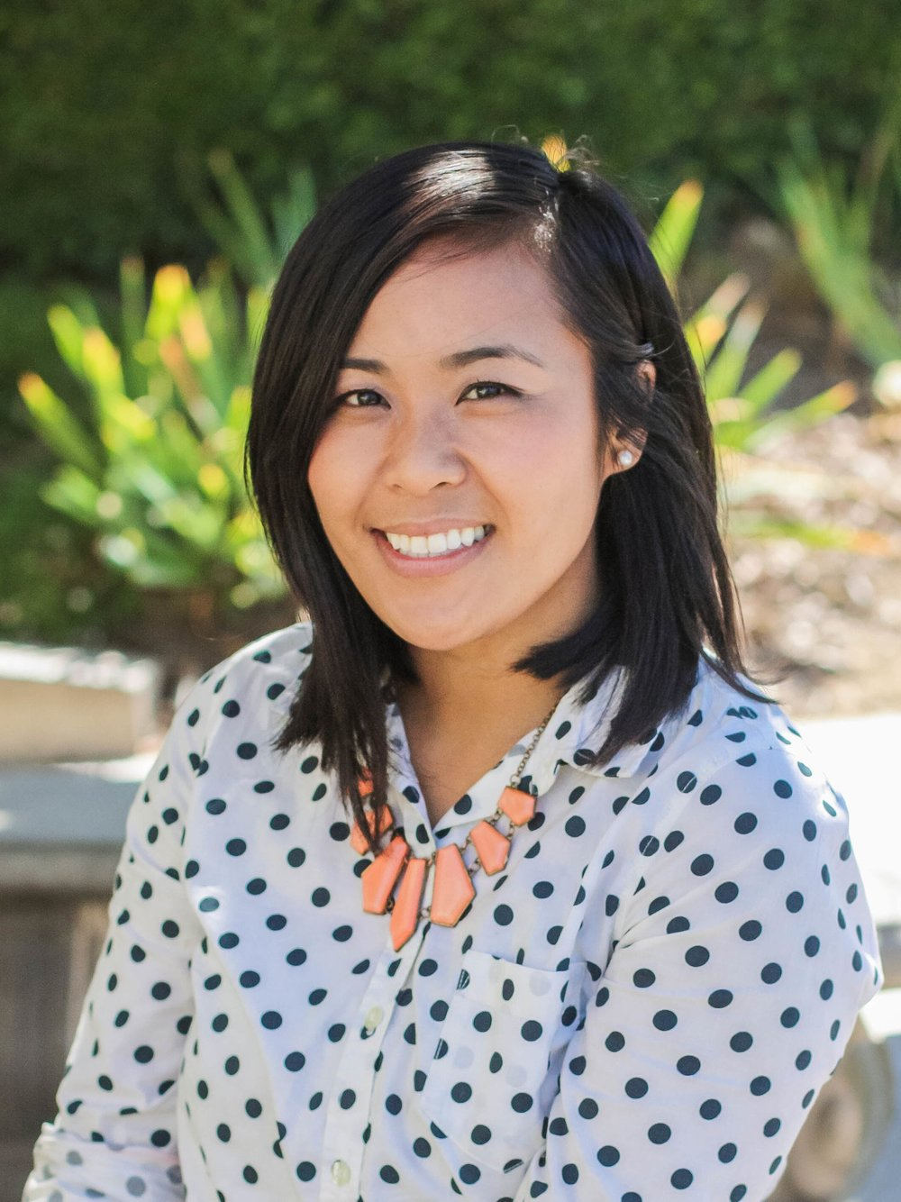 Maggie Thach Morshed, M.F.A. SAT and ACT English, Writing Instructor.