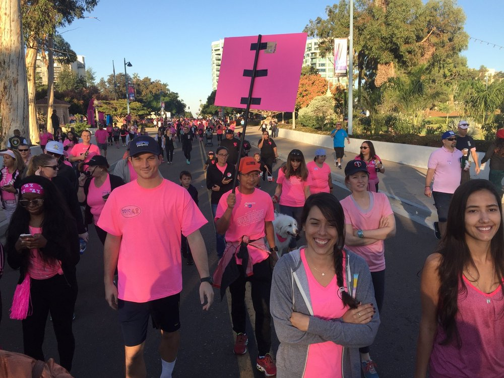PRISM Breaking Cancer 2017
