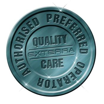 Exterra Preferred operator