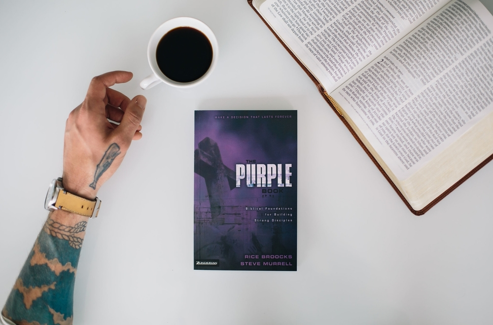 Discounted Purple Book Code