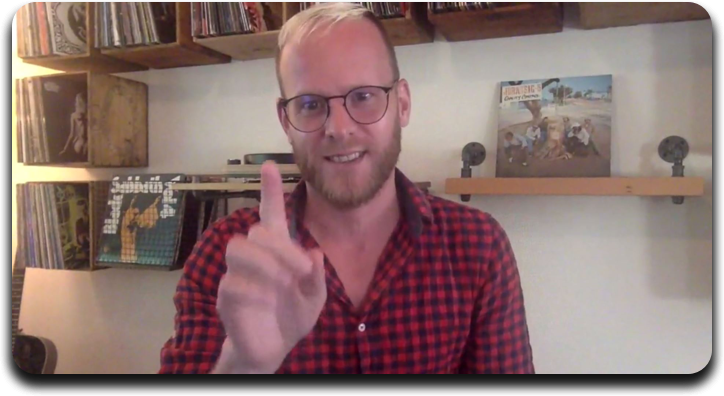 Shape Interview with Unbounce's Oli Gardner