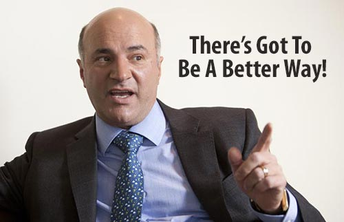 Kevin O'Leary of Dragons' Den & Shark Tank Fame