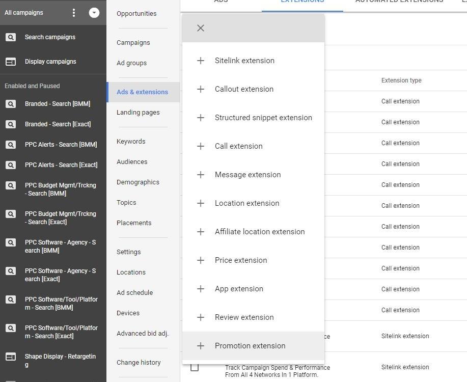 shape-google-ads-dashboard-promotion-extension.JPG