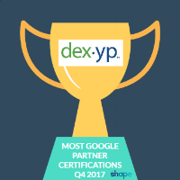 YP: 2391 Total Google Certifications