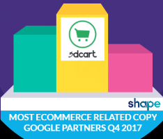 3dcart: 938 eCommerce Related Words in Website Copy
