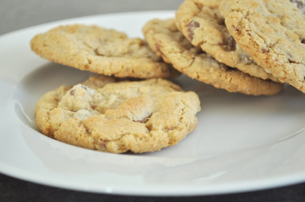 Simply Perfect Chocolate Chip Cookies