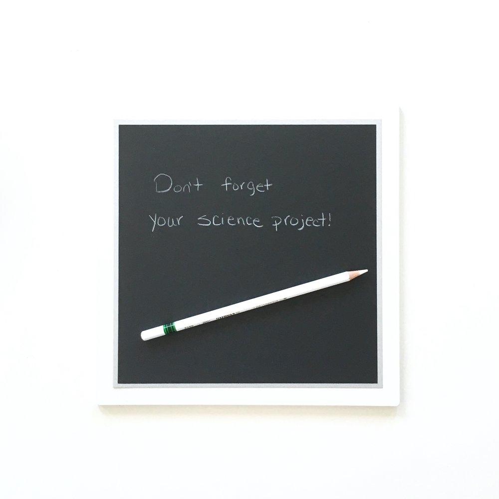 9x9 chalkboard