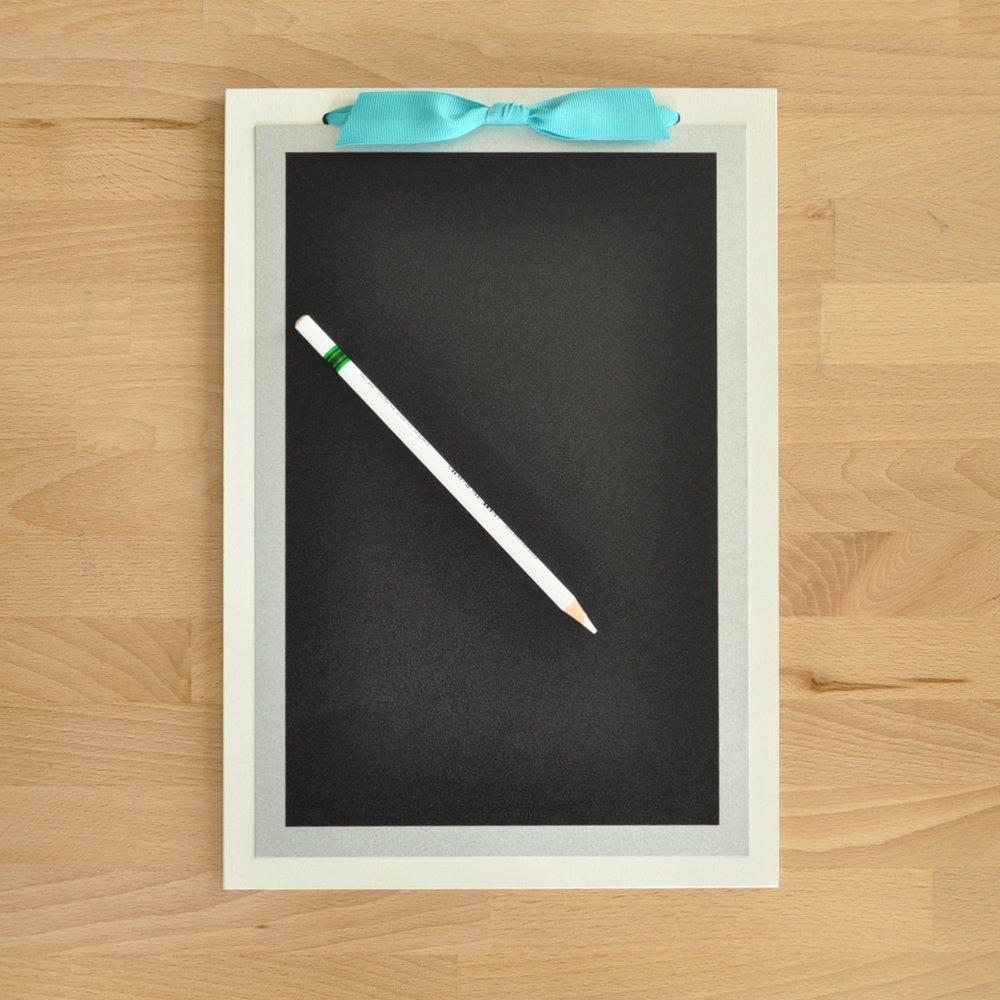9x13 chalkboard