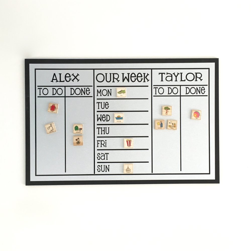 20x13 chore chart