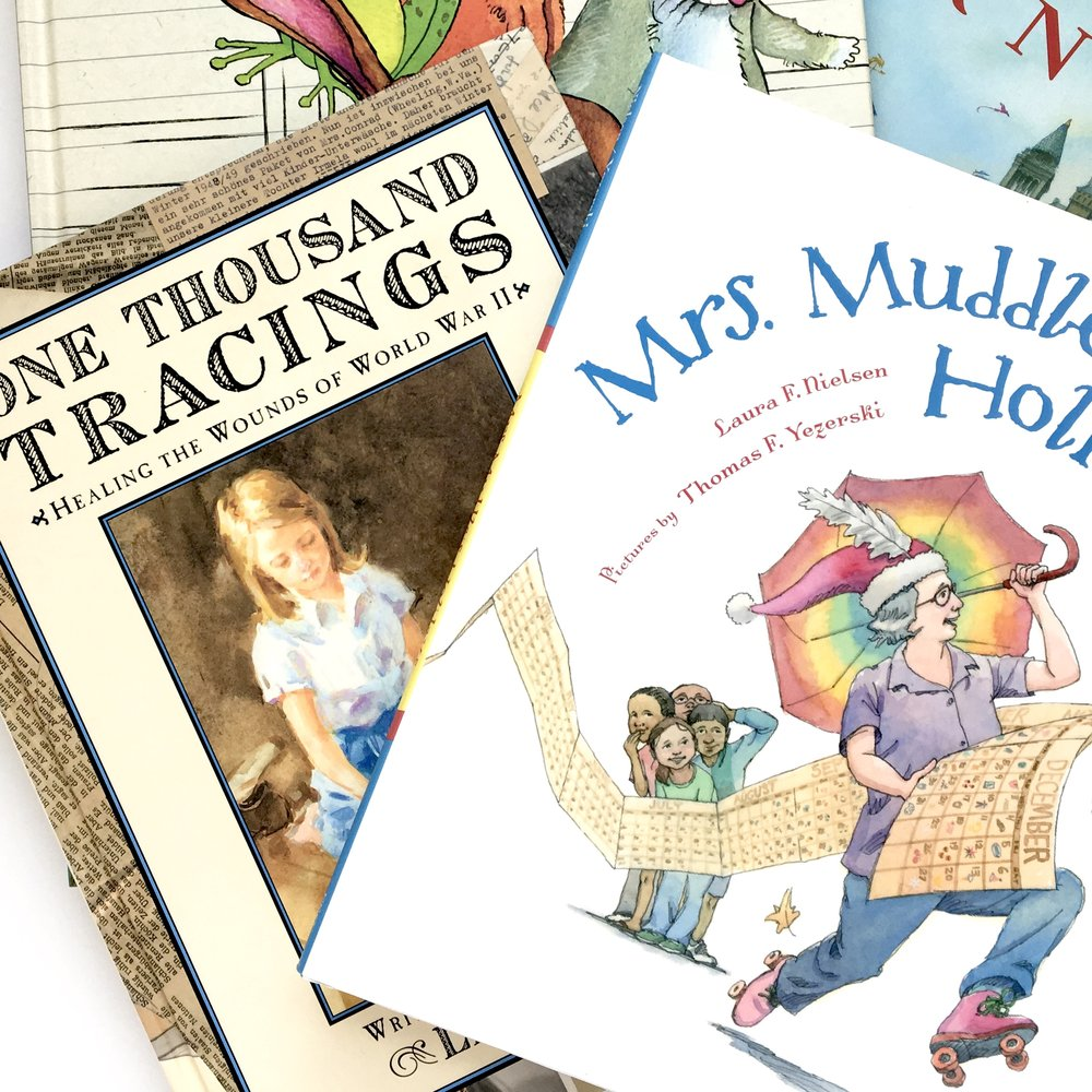 Fifteen Family Favorite Books for Kids