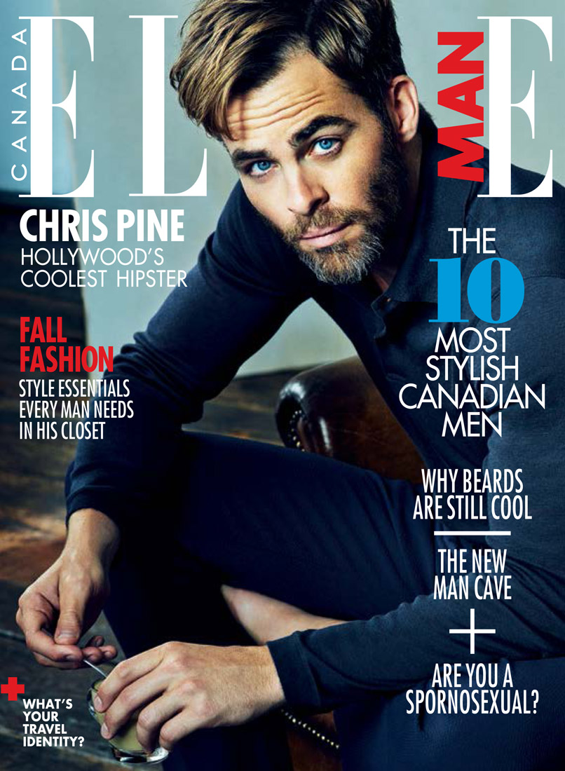 Elle Man Cover
