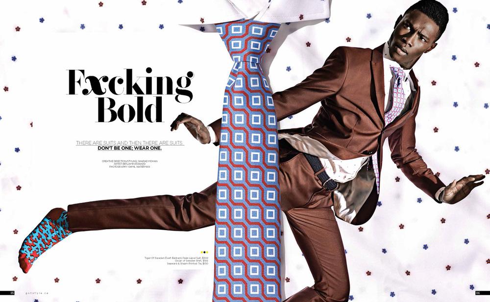 FXCKING BOLD - Gotstyle Man