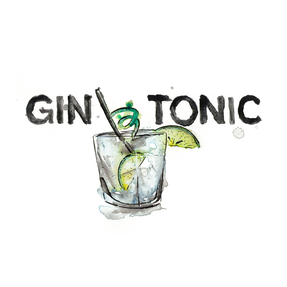 Gin and Tonic - Favourite Things