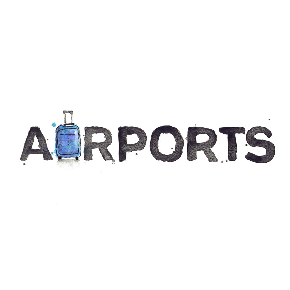 Airports - Favourite Things
