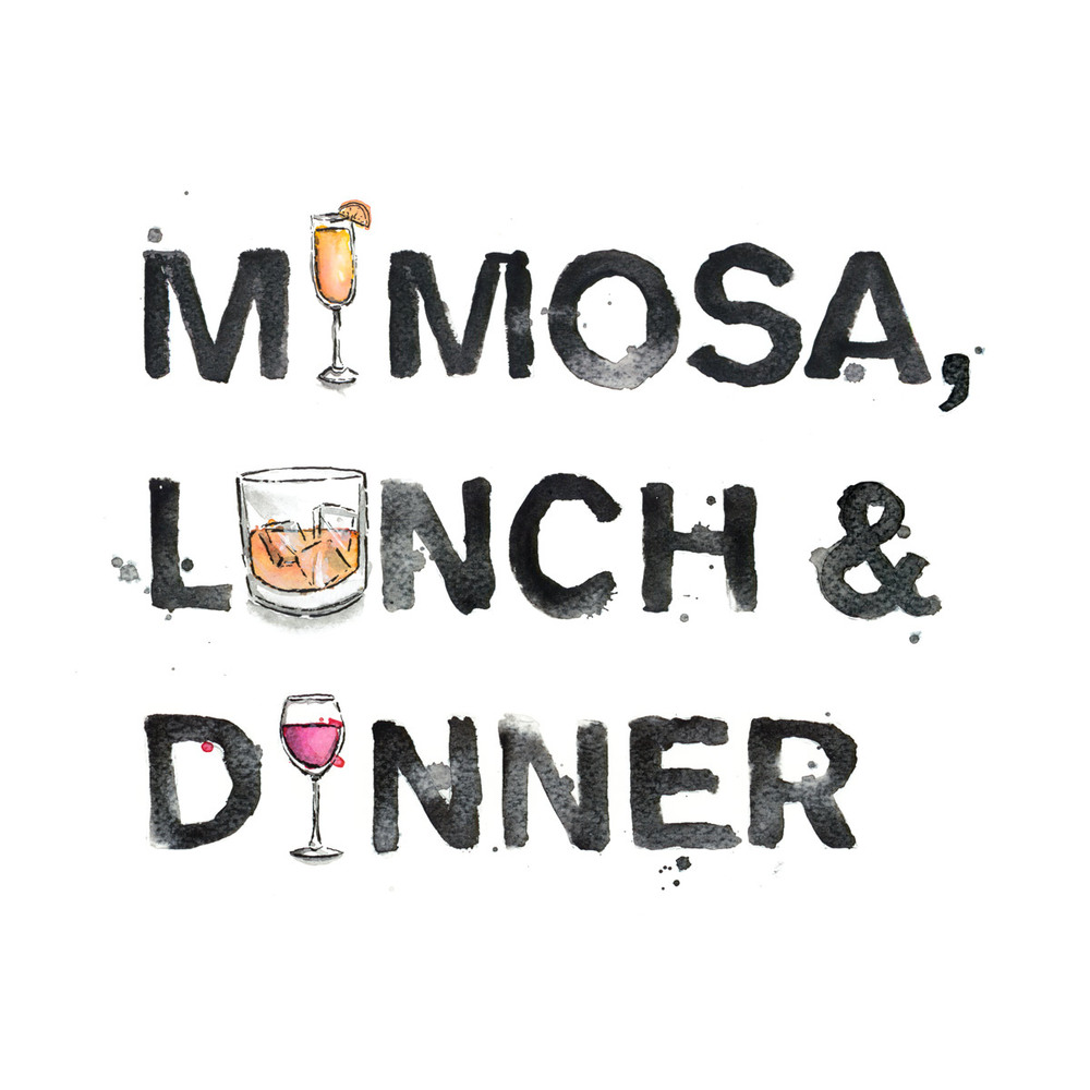 Mimosa, Lunch & Dinner - Favourite Things