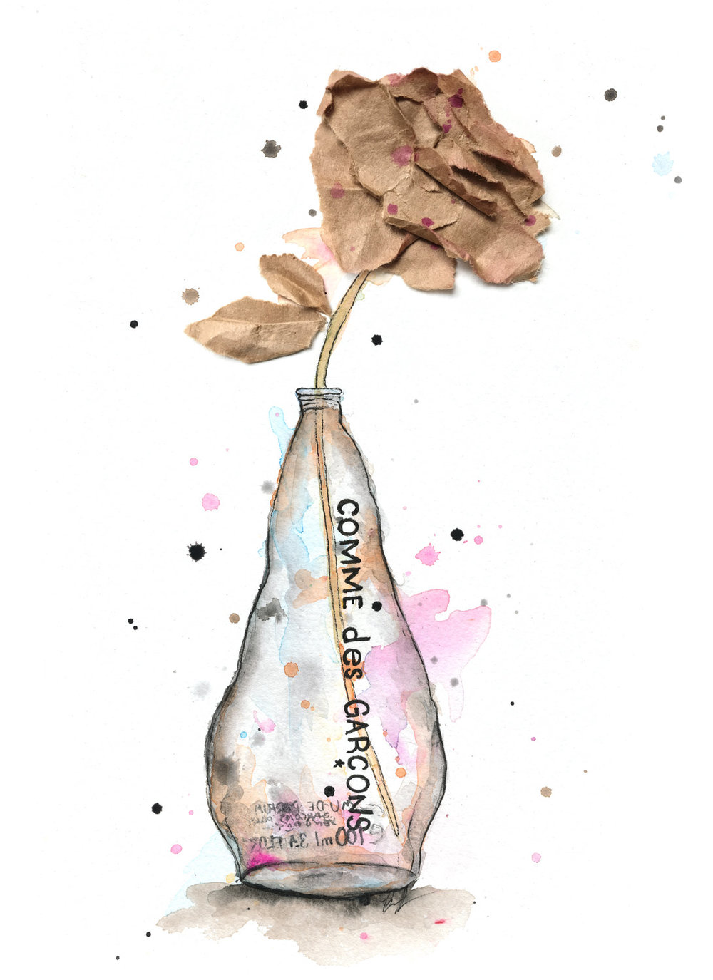 Benjamin-Edward-Comme-des-Garcons-eau-de-Parfum-Perfume-Fall-RTW-Runway-watercolour-illustration.jpg