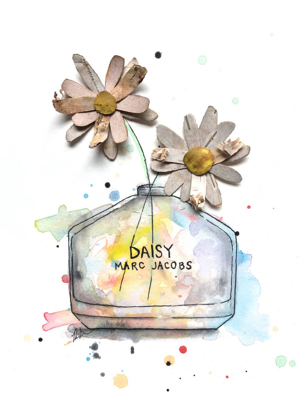 Benjamin-Edward-Marc-Jacobs-Daisy-Perfume-watercolour-illustration.jpg