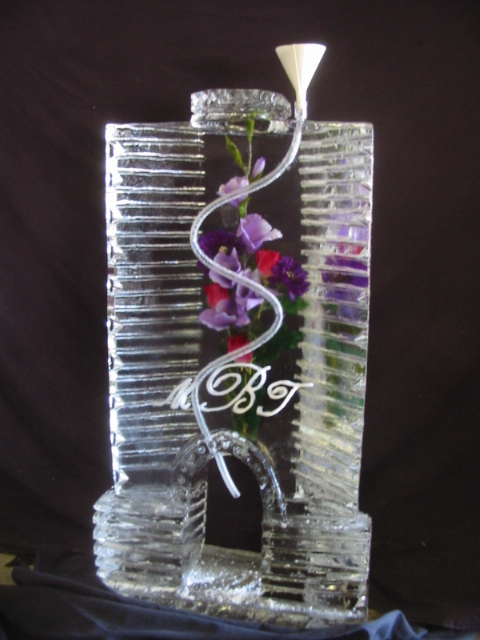 Tube Luge With Flowers.JPG