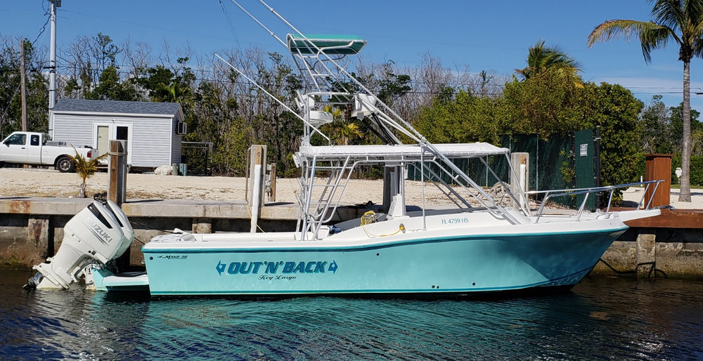 Offshore Fishing in Key Largo!  Click Here!