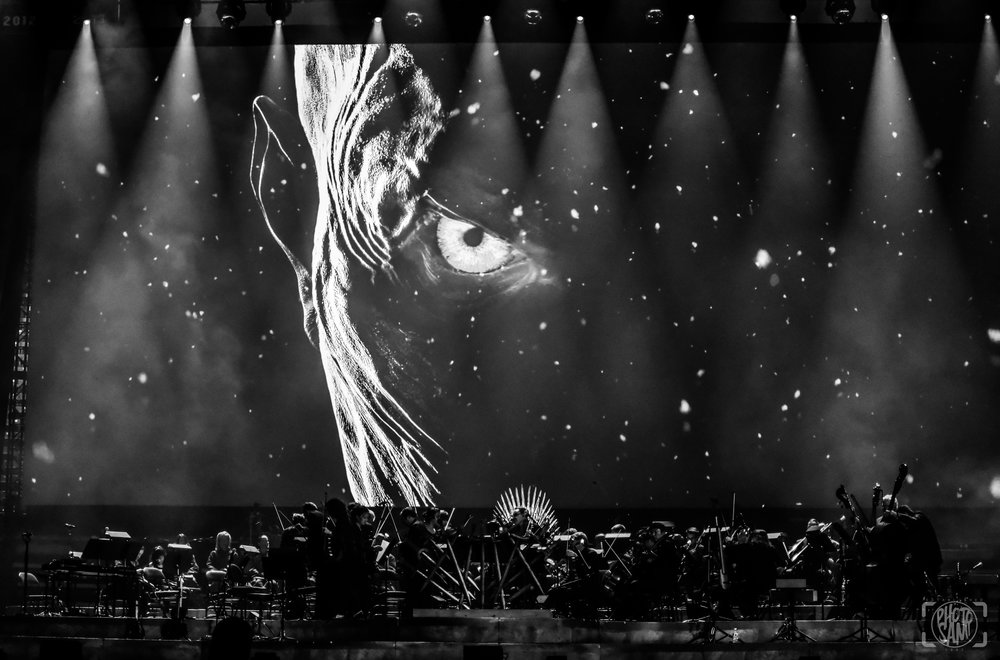 Concert Review Gallery Ramin Djawadi The Game Of Thrones