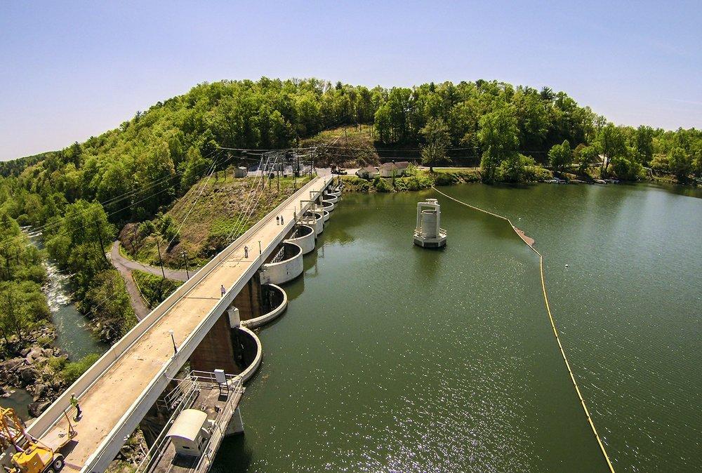 Lake Lure Dam, Lake Lure, NC
