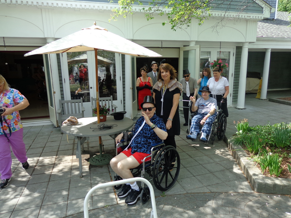 Nursing Home Week 2015 - Fashion Show