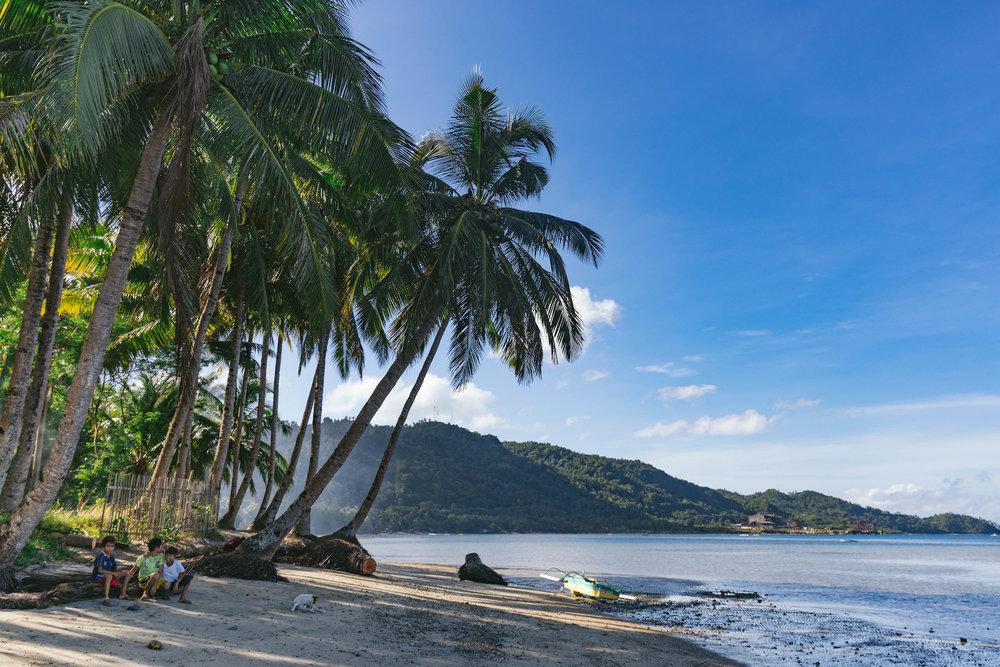 THE PHILIPPINES -