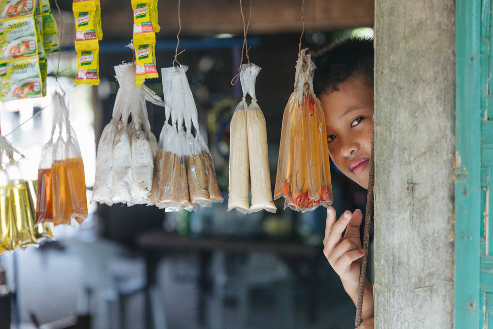 Zero Waste Sari-Sari Store - Supporting Philippine Reef and Rainforest Conservation Foundation