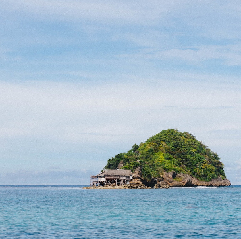 Venture to undiscovered, remote islands -