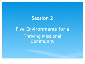 2 The Five Environments of a Thriving Missional Community.001-001
