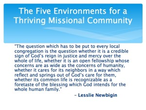 2 The Five Environments of a Thriving Missional Community.002-001