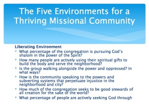 2 The Five Environments of a Thriving Missional Community.009-001