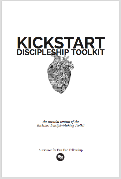 Click to download the book that has all of our discipleship tools.