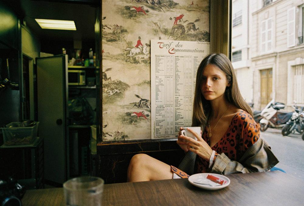 Alizée Gamberini | Paris