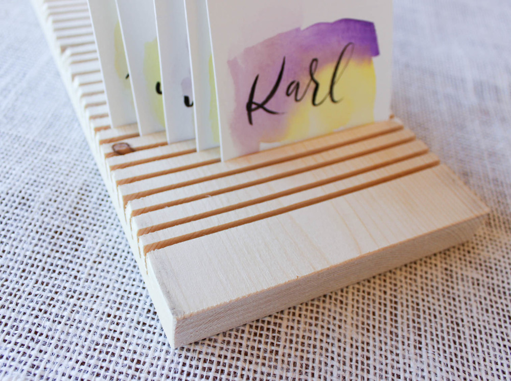 calligraphy drying rack