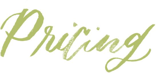 custom hand drawn logo pricing houston texas hey bernadette