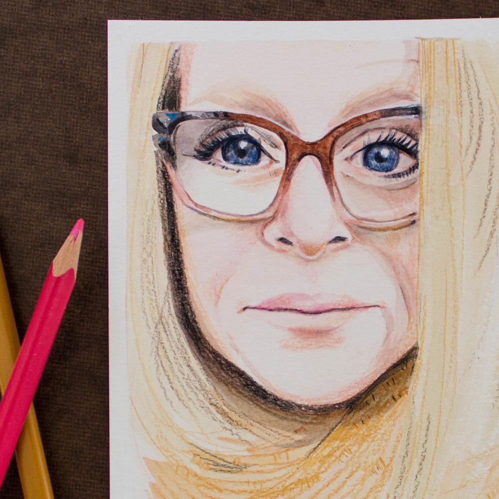 Portrait of Heidi