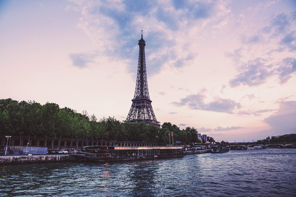 Eiffel Tower - Paris - K. Stoddard Photography - Wander