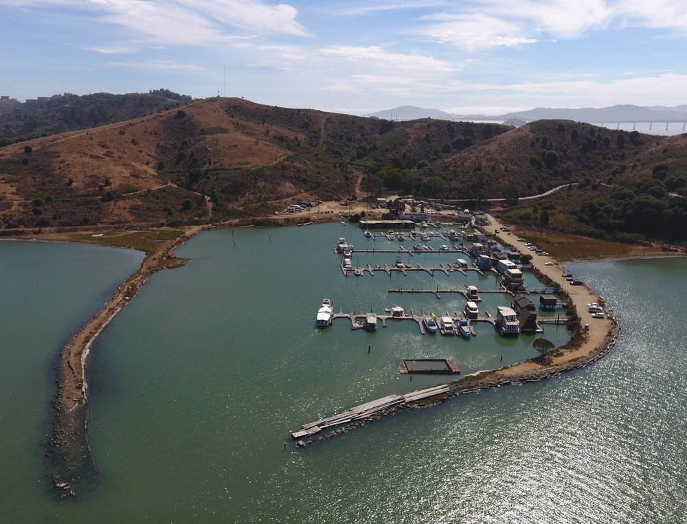 The future home port of PROP's operations and fleet. Its official we have the room to grow and provide the Bay Area a greater level service. We have been quietly working to secure this property over the last year and its on!