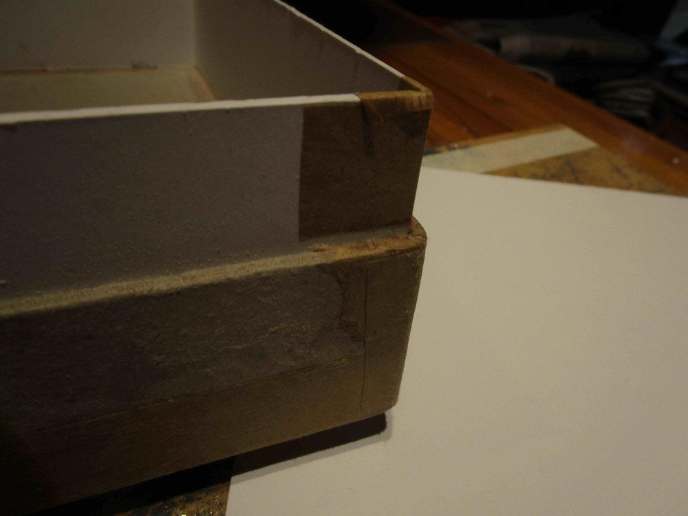 Corner detailing and reinforcing