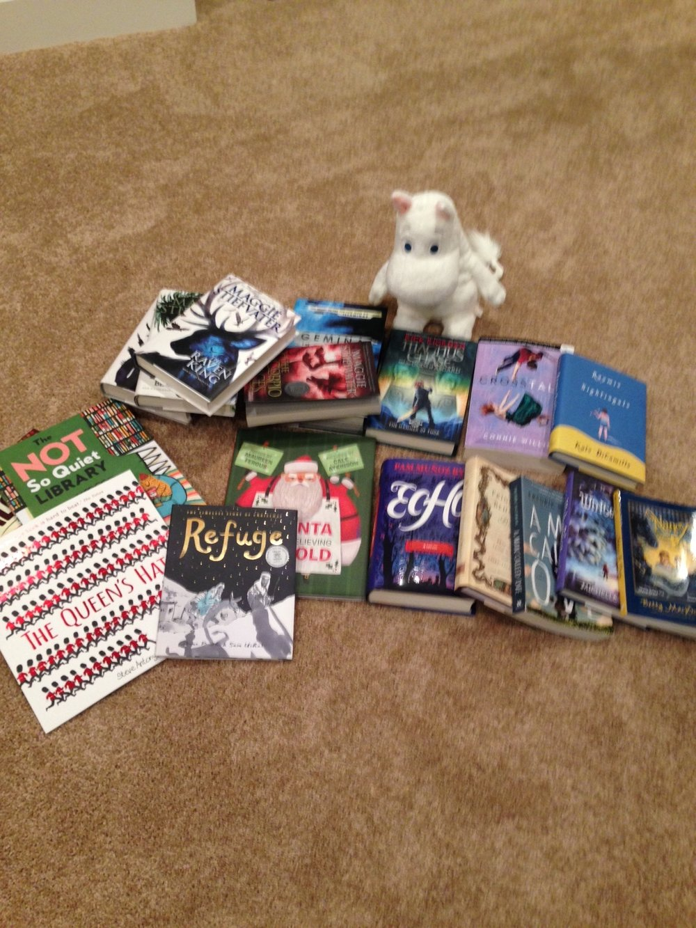 Some of my favorites, with Moomintroll!