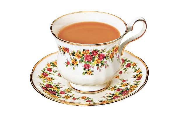 Formal Tea Sets
