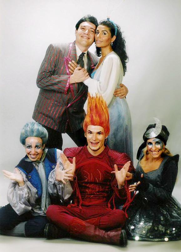 """Musical """"Lucia, l aMaga"""". Argentina, 2002/2005"""