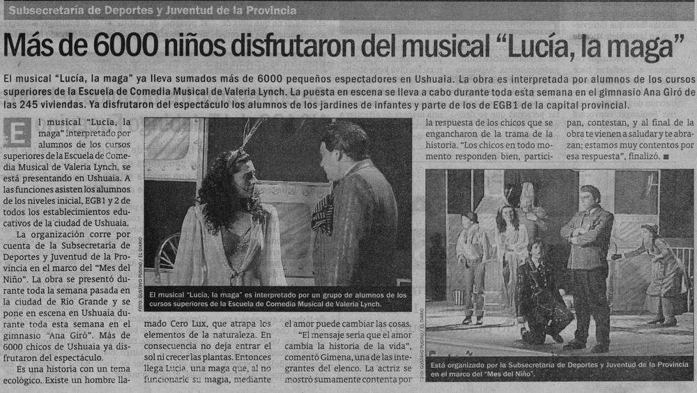 Gerard Flores en ¨Lucia ,la Maga¨(¨El Diario delFin delMundo¨, 29 Agosto 2002).jpg
